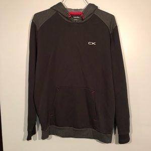 Calvin Klein Performance Hoodie Sweatshirt (Large)